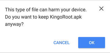 Root Android 6.0 Marshmallow device with KingoRoot