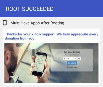 Kingo Root Apk Root Succeed