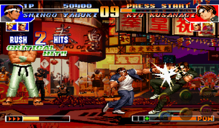 King of Fighter 98 PC game