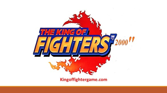 The King of Fighter 2000