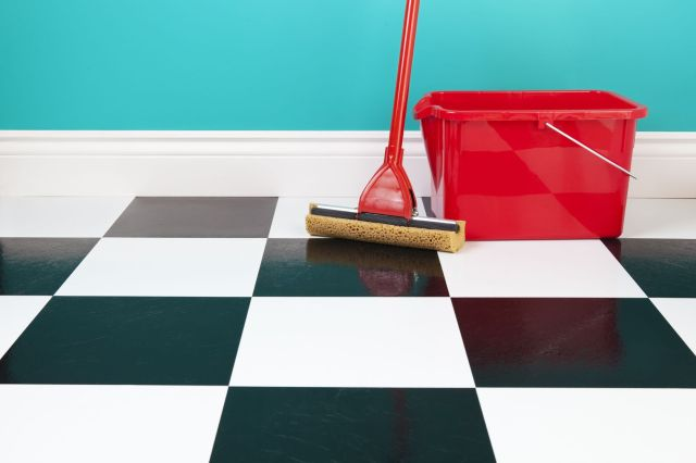 How To Clean Kitchen Tiles The Right Way - King of Maids Cleaning
