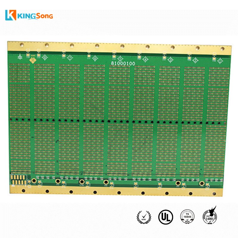 12 Layers Impedance Control Printed Circuit Board Manufacturer