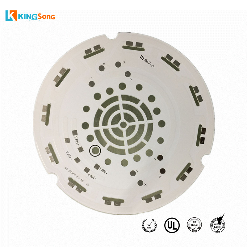 China Expert Double Layer LED PCB Board manufacturer