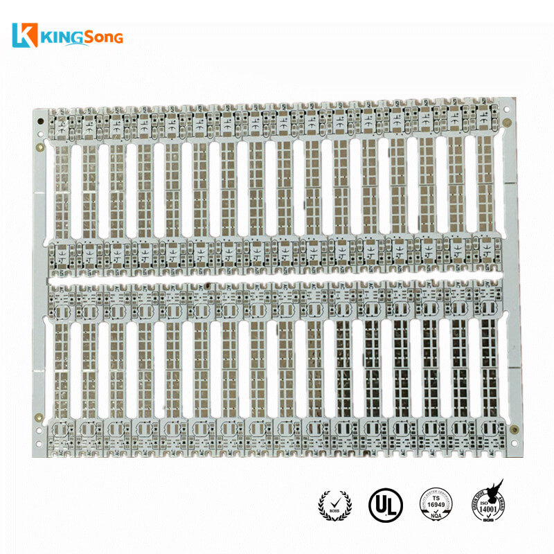 LED PCB Manufacturing With Half Holes Technology For Lighting