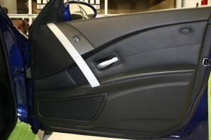 Supercharged BMW Audio System Upgrade In 2010 5 Series