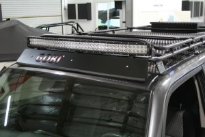 Toyota 4Runner Upgrades Thrill Beaverton Client