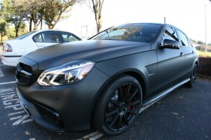 West Linn Mercedes E63 Radar And Exterior Modifications