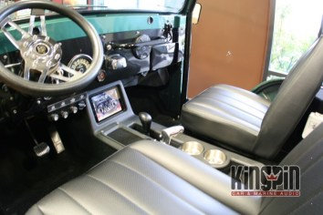 1978 Jeep CJ-5 Audio
