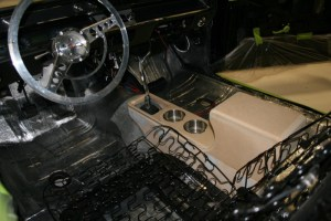 Hillsboro Chevrolet Owner Gets Custom Chevelle Center Console