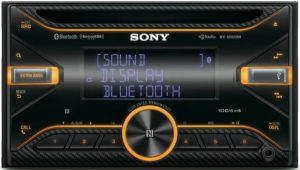 Product Spotlight: Sony WX-GS920BH