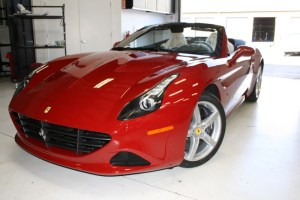 Ferrari California K40 Radar System For Reno Client