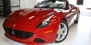 Ferrari California K40 Radar
