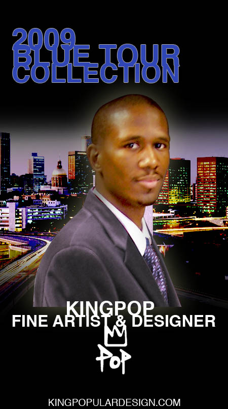 KingPop Artist Design