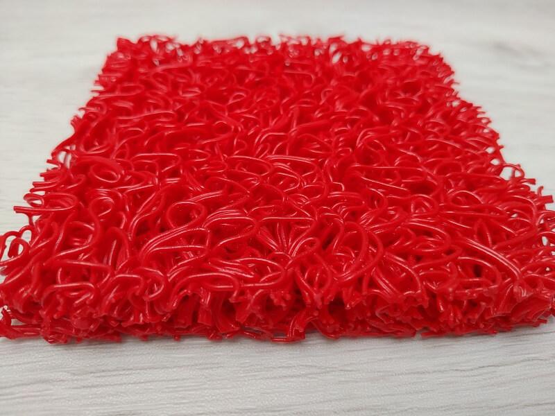 tapis spaghetti de chantier tapis
