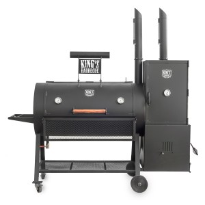 Smoker 24″ com Warm Box