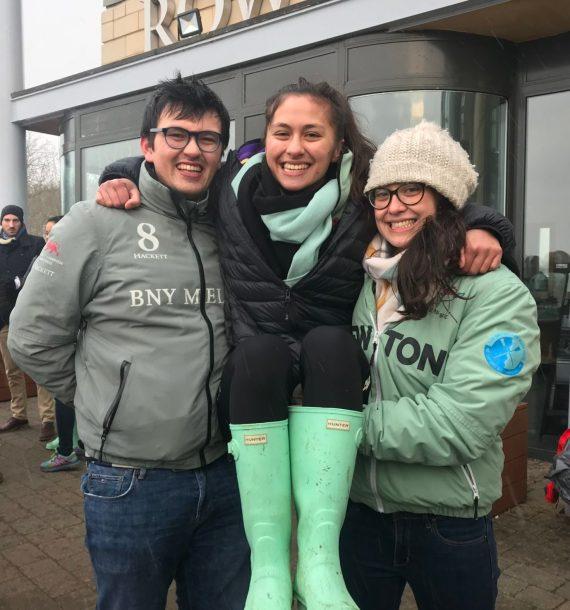 walker family – rowing