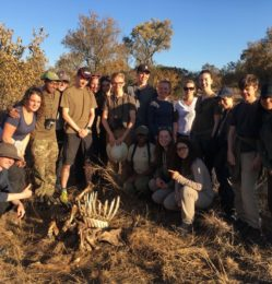 Conservation – group photo – July