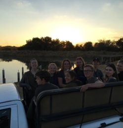 Sunrise – safari – July