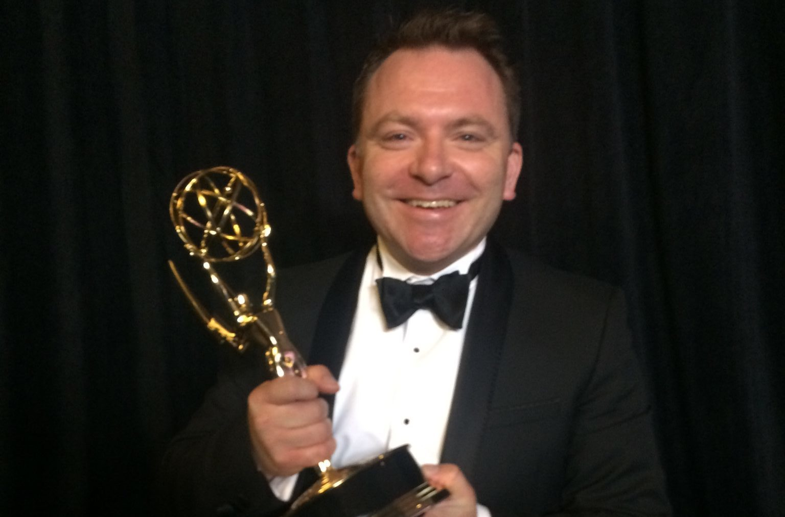 Douglas Lamour Emmy 3