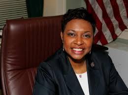 U. S. Congresswoman Yvette Clarke