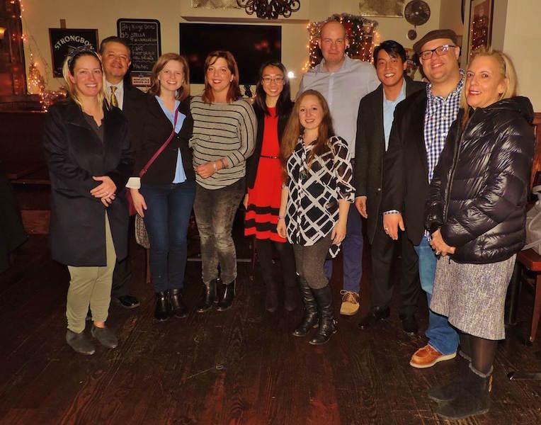 The Bay Ridge Democrats A Team!