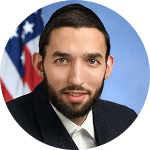 Assembly Member Simcha Eichenstein