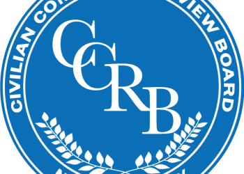 Facebook image of CCRB logo.