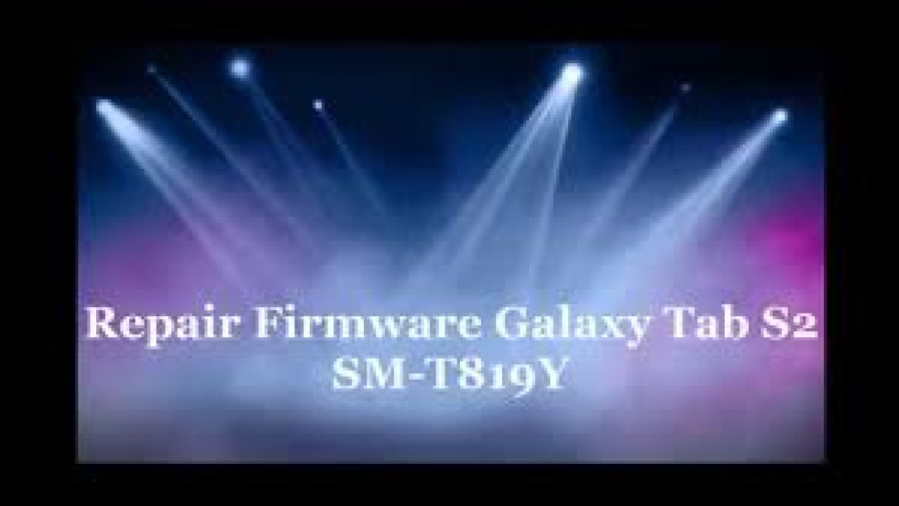 Download Samsung Galaxy Tab S2 SM-T819Y Sboot File For