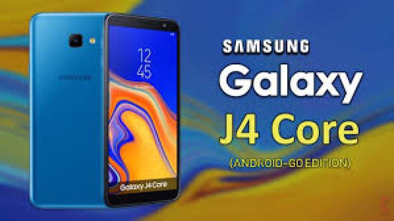 Samsung Galaxy J4 Core 2018 SM-J410F Official Firmware Samsung