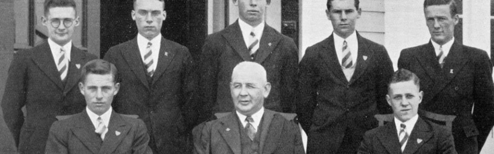 1941—Prefects