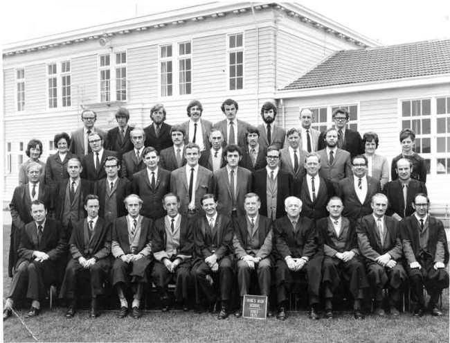 Staff---1971
