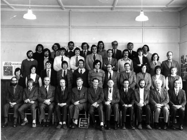 Staff---1975