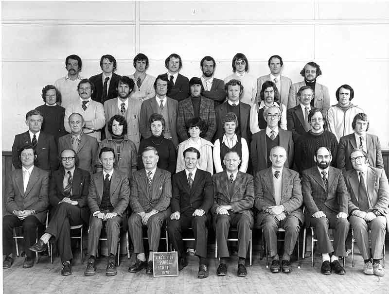 Staff---1976