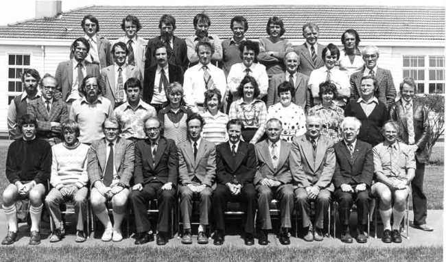 Staff---1977