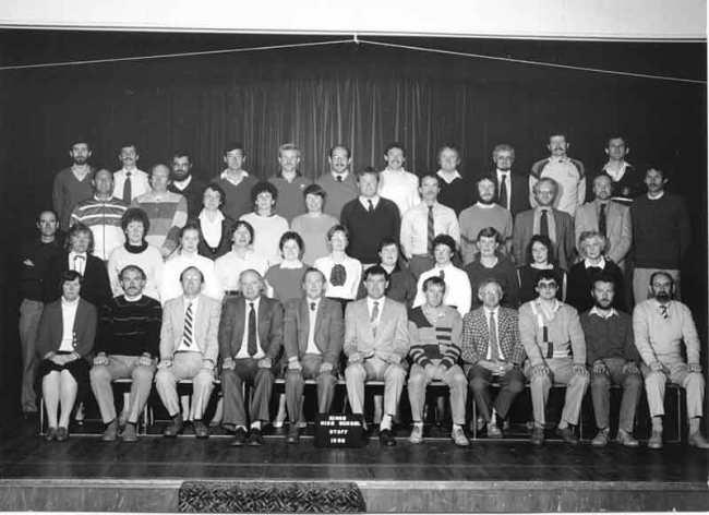 Staff---1986
