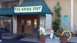 Amigo Spot Bar Area