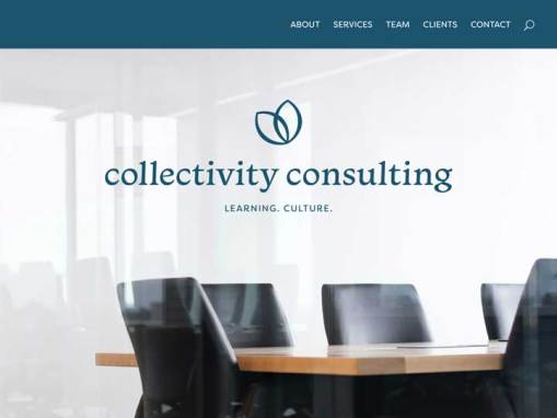 Collectivity Consulting Website