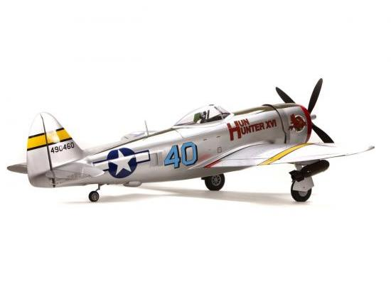 Hangar 9 P 47D Thunderbolt 30cc ARF Click to enlarge