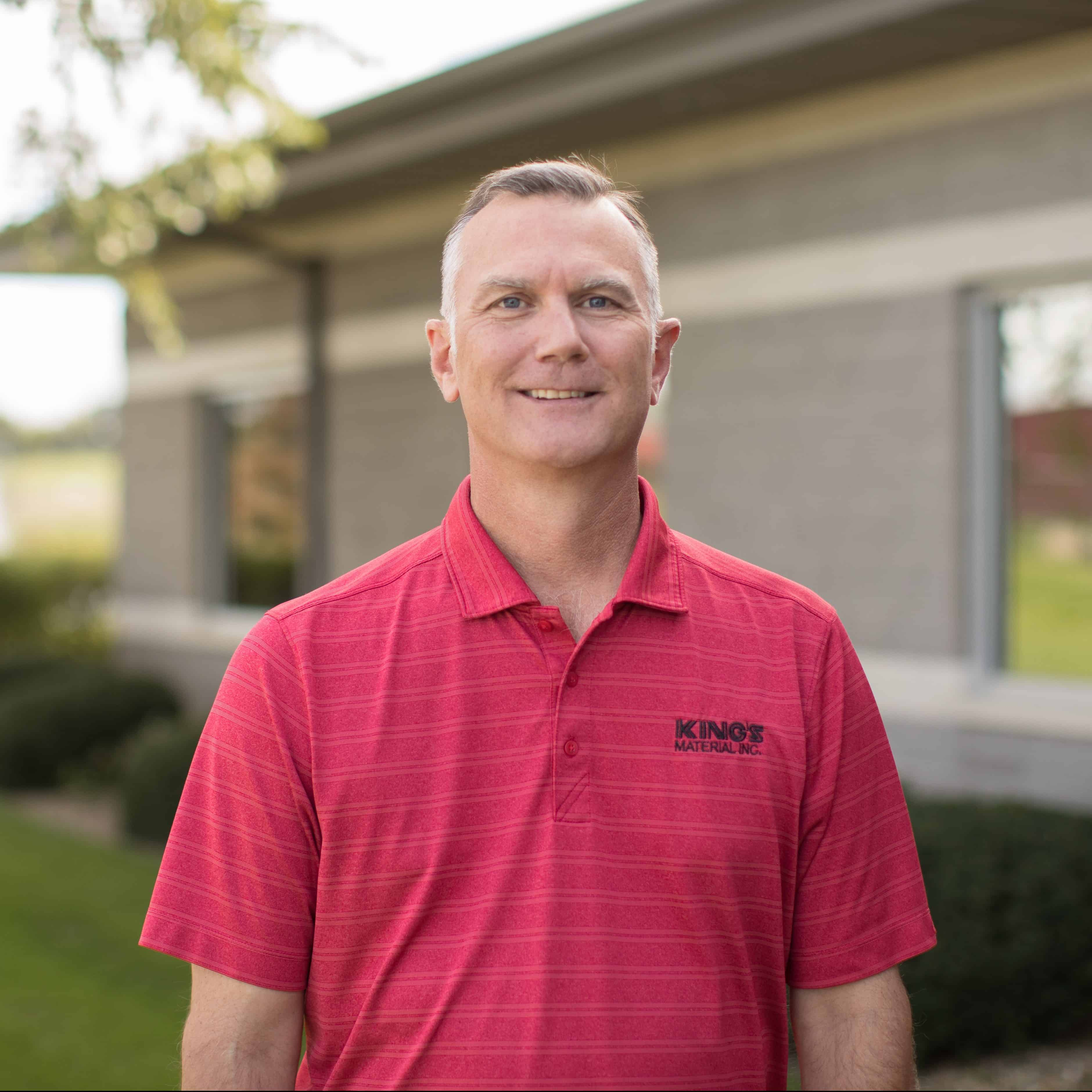 Mike Swartzendruber Cedar-Rapids Ready Mix Manager