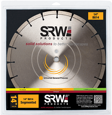 "SRW 14"" Diamond Saw Blade"