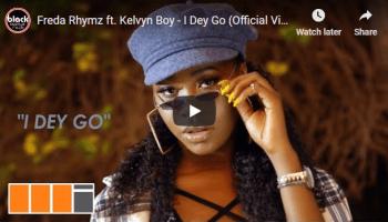Ara-B – Ghana Boy ft  Kelvyn Boy - Kingsmotiongh com