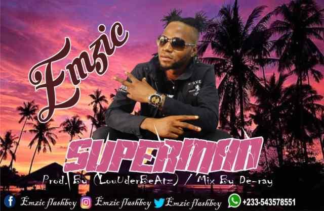 Emzic - Super Man