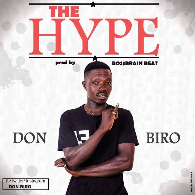 Don Biro - The Hype