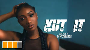 Wendy Shay - Kut It Video