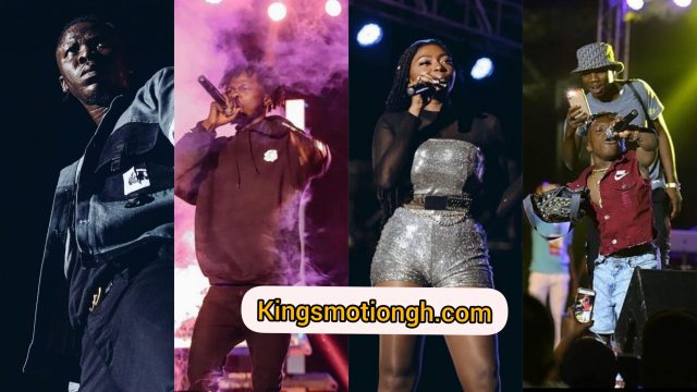 The Bhim Concert (4th Edition) was held in Tamale this year (2019) and Stonebwoy and other artists made it super exciting with incredible performance.