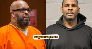 R. Kelly & Suge Knight Eating Good In Prison On Christmas Day - Kingsmotiongh
