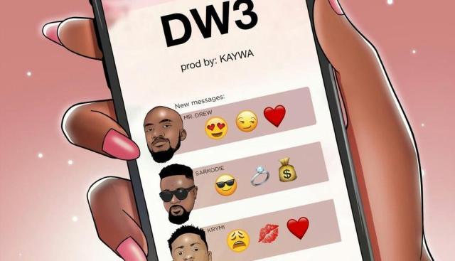 Mr Drew - Dw3 ft. Sarkodie x Krymi - Kingsmotiongh