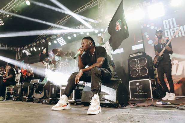 Stonebwoy - More music video. Download Stonebwoy Songs 2019 - Kingsmotiongh.com