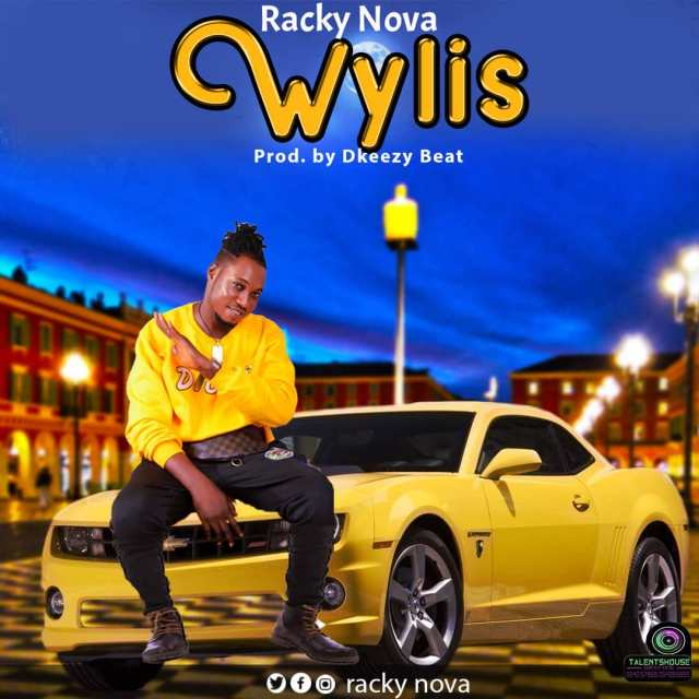 Racky Nova Wylis. Eastern Region finest act, Racky drops this new anthem or his fans. Download Ghana songs and Nigeria songs. Kingsmotion
