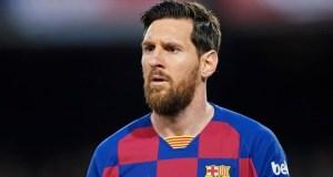 Leo Messi donates 1 Million Euros